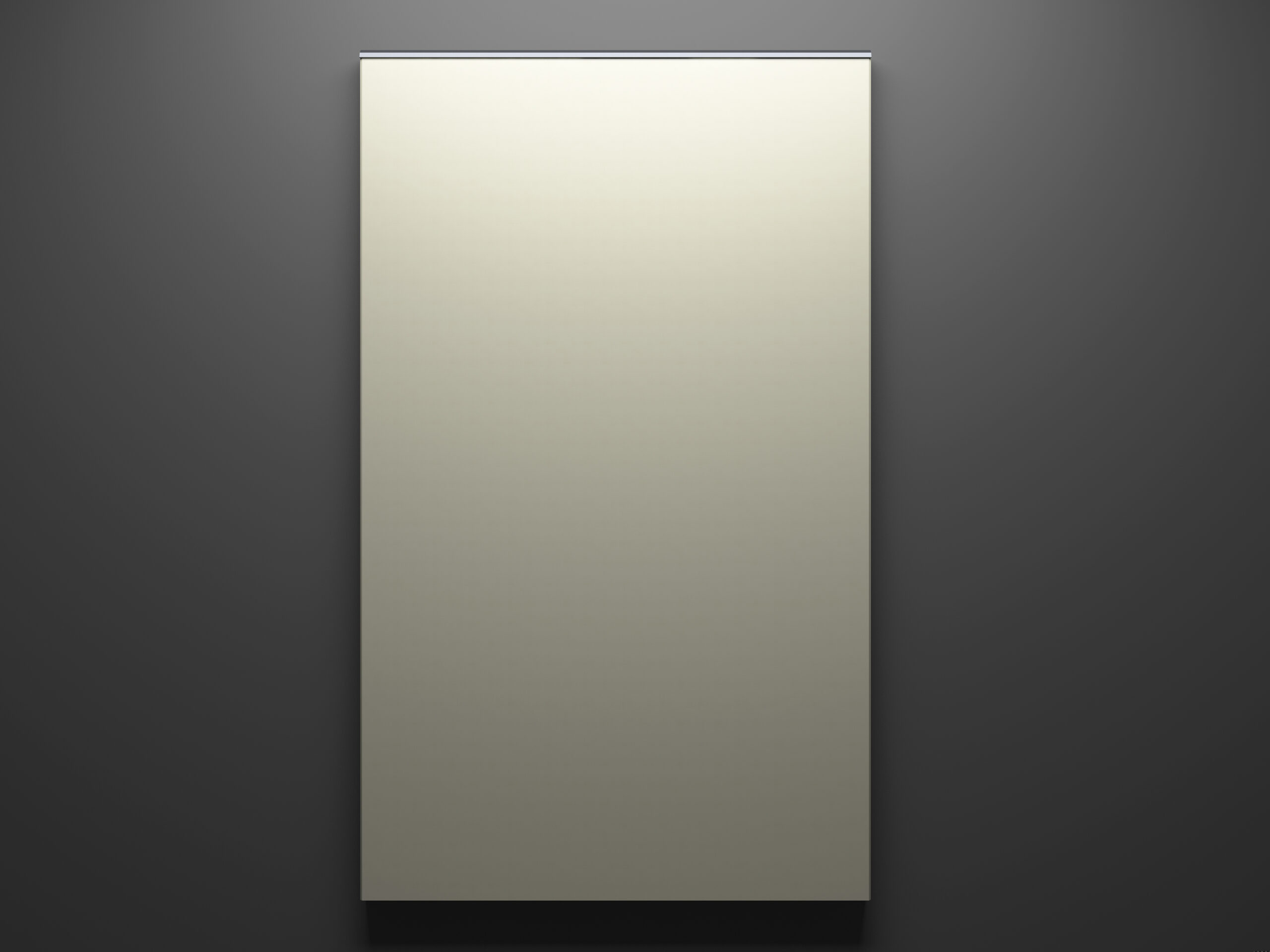 C3 Sample Door on Grey Background