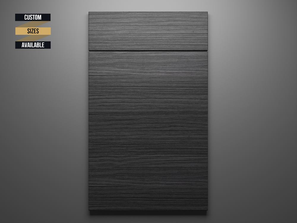 Dark Wood Sample Door