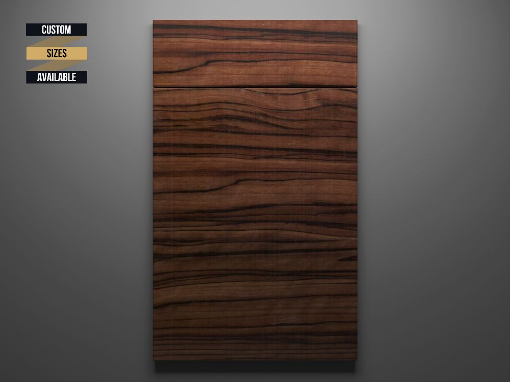 Ebony UV Sample Door