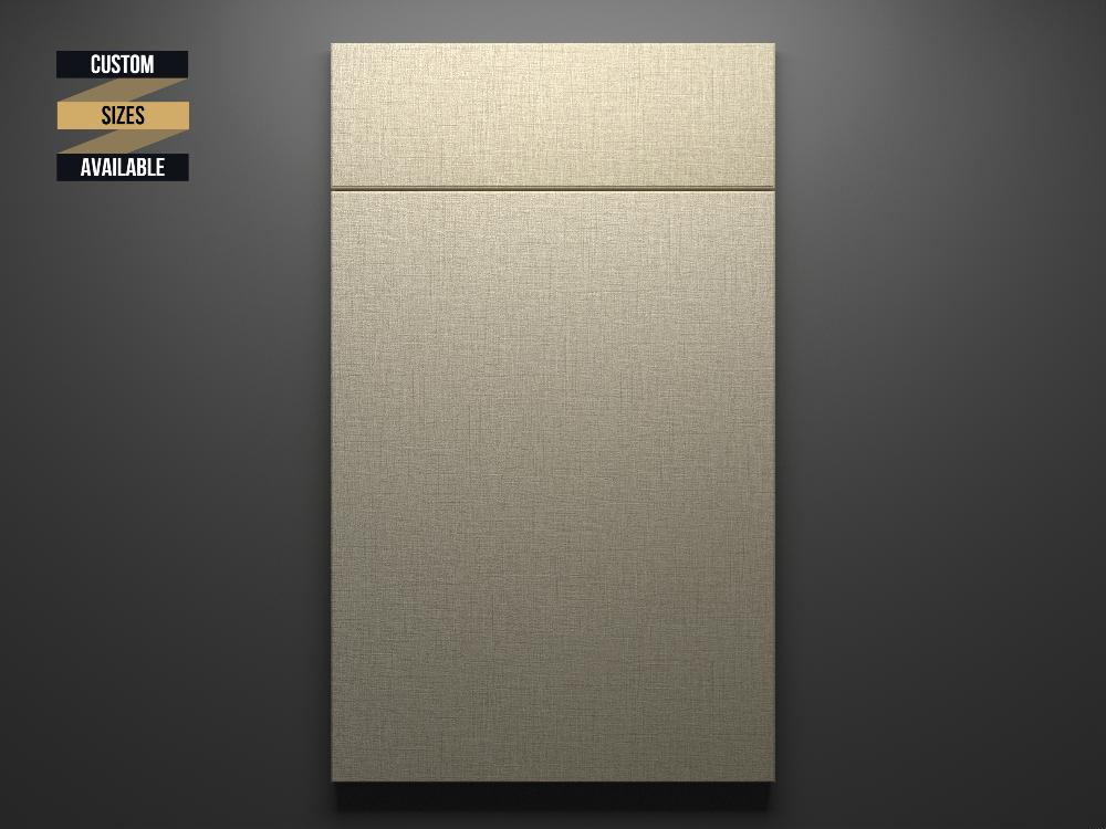 Fabric Grey Sample Door