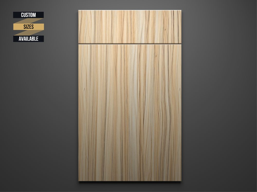 Teak UV Sample Door