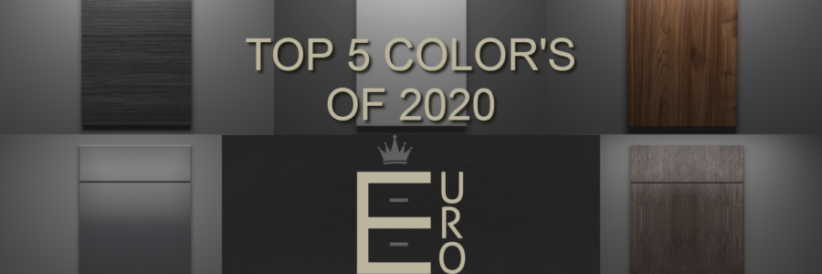 Top 5 Euro Color's of 2020